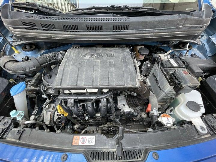 Hyundai Grand i10-OPEN BONNET (ENGINE) VIEW