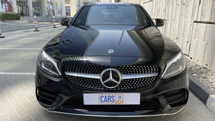 Mercedes Benz C-Class-FRONT VIEW