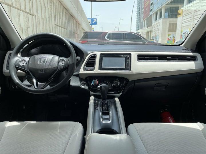 Honda HR-V-DASHBOARD VIEW