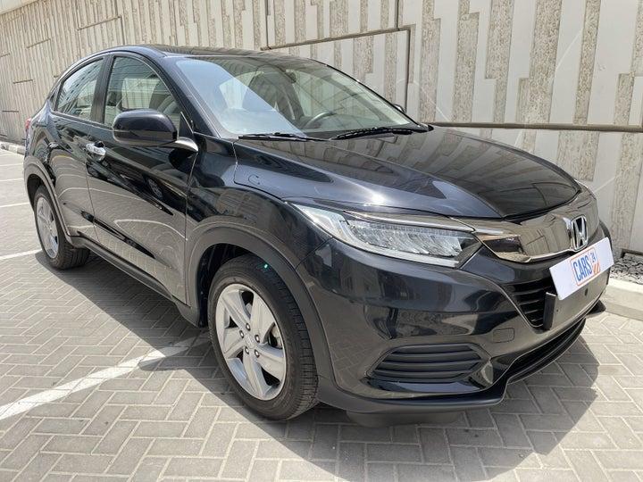 Honda HR-V-RIGHT FRONT DIAGONAL (45-DEGREE) VIEW