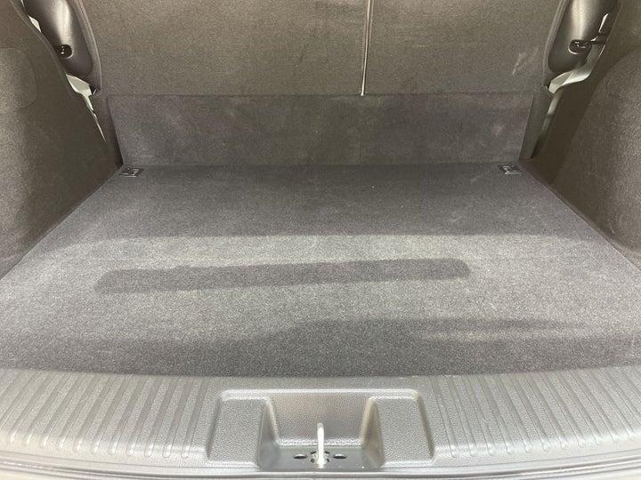 Honda HR-V-BOOT INSIDE VIEW