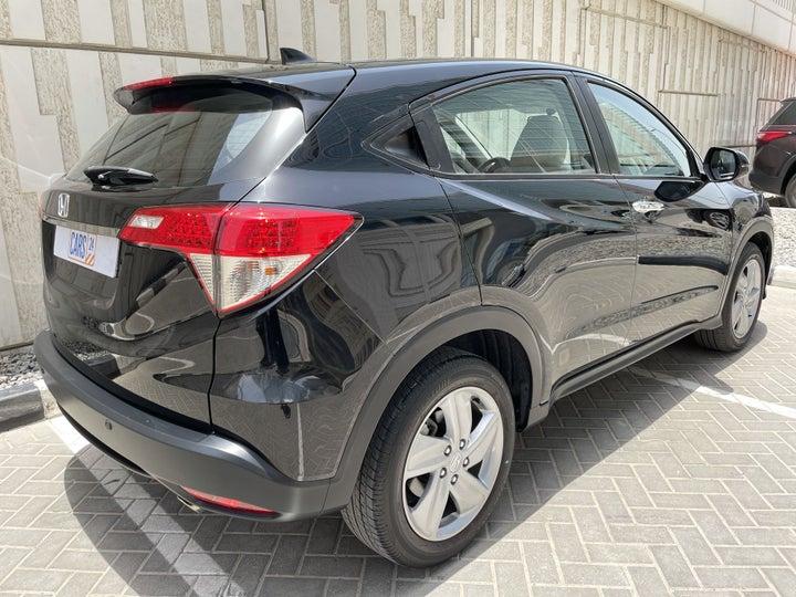 Honda HR-V-RIGHT BACK DIAGONAL (45-DEGREE VIEW)