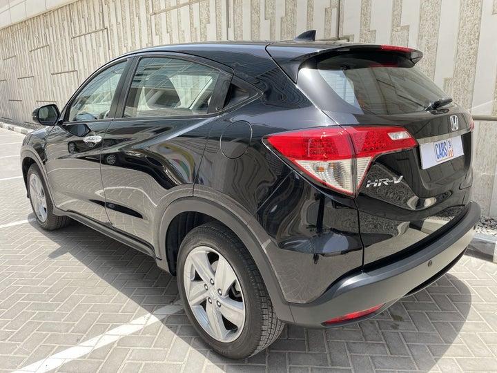 Honda HR-V-LEFT BACK DIAGONAL (45-DEGREE) VIEW