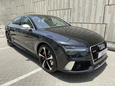 2016 Audi RS 7 Sportb Quattro