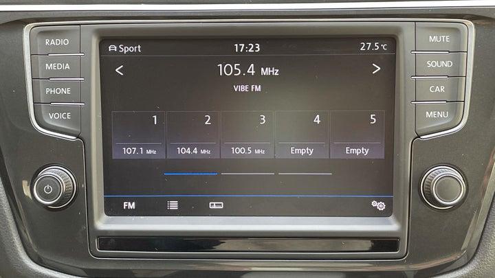 Volkswagen Tiguan-INFOTAINMENT SYSTEM