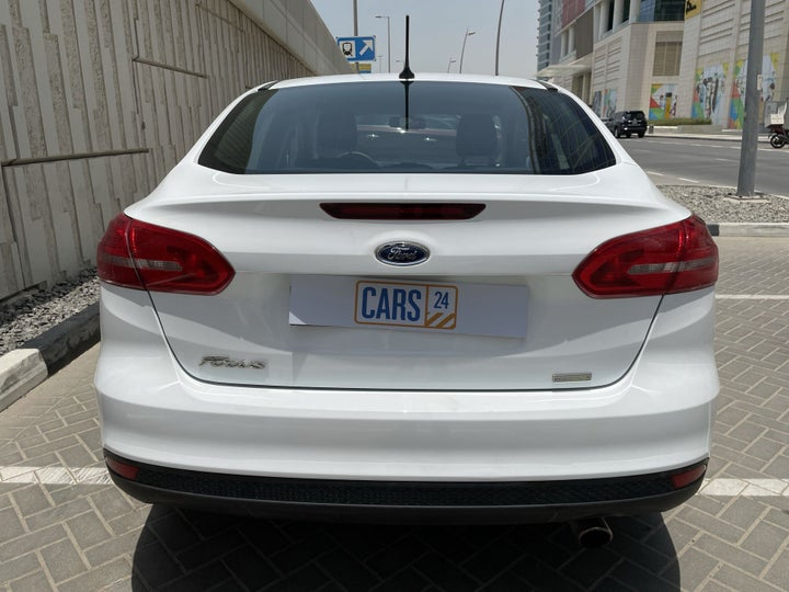 Ford Focus-BACK / REAR VIEW
