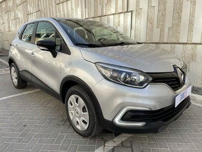 2018 Renault Captur PE