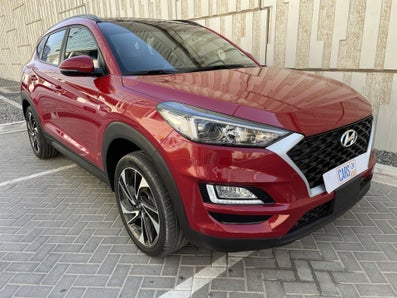 2019 Hyundai Tucson GDI