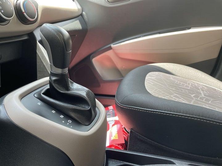 Hyundai Grand I10-GEAR LEVER
