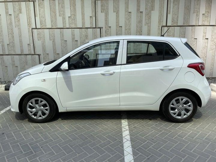 Hyundai Grand i10-LEFT SIDE VIEW
