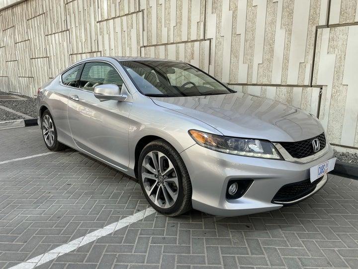 Honda Accord-RIGHT FRONT DIAGONAL (45-DEGREE) VIEW