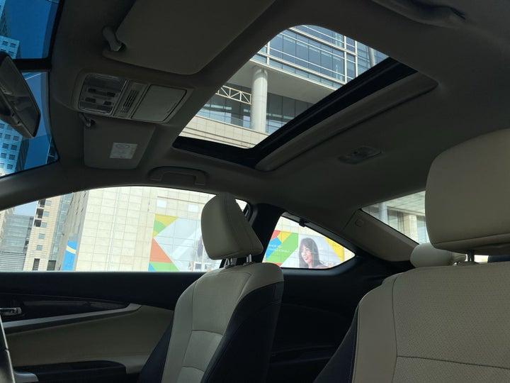 Honda Accord-INTERIOR SUNROOF / MOONROOF