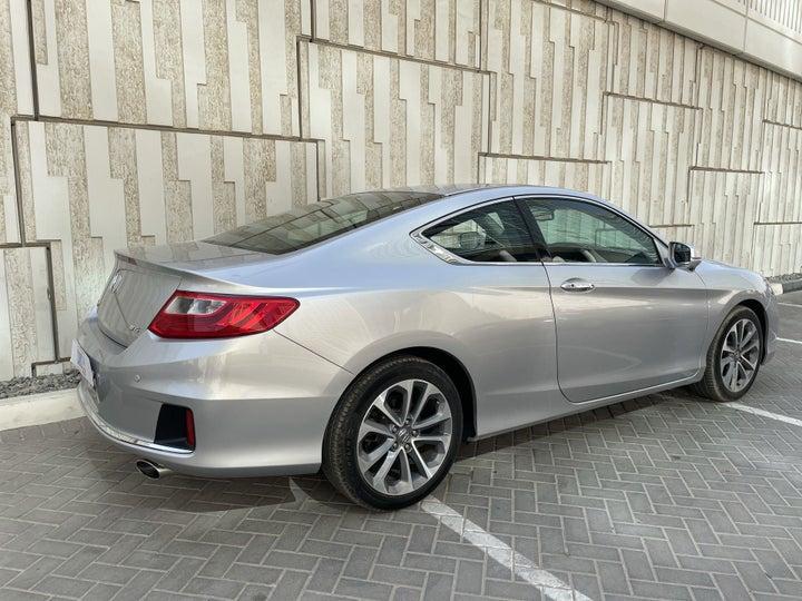 Honda Accord-RIGHT BACK DIAGONAL (45-DEGREE VIEW)