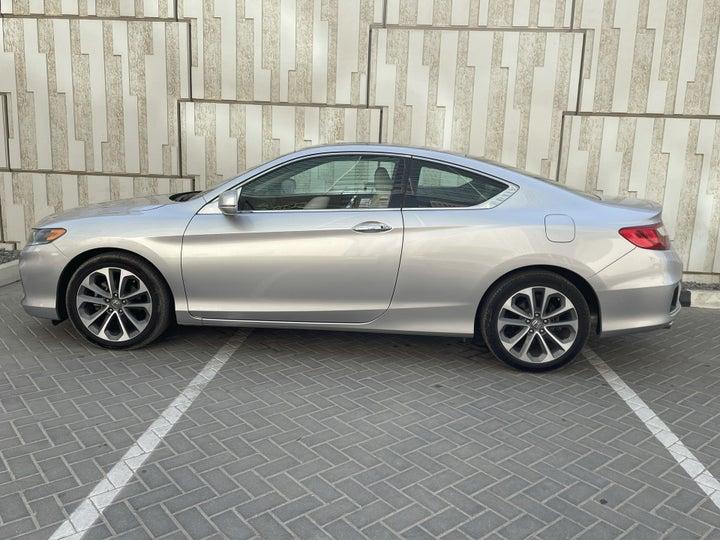 Honda Accord-LEFT SIDE VIEW