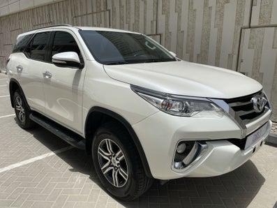 2017 Toyota Fortuner GXR