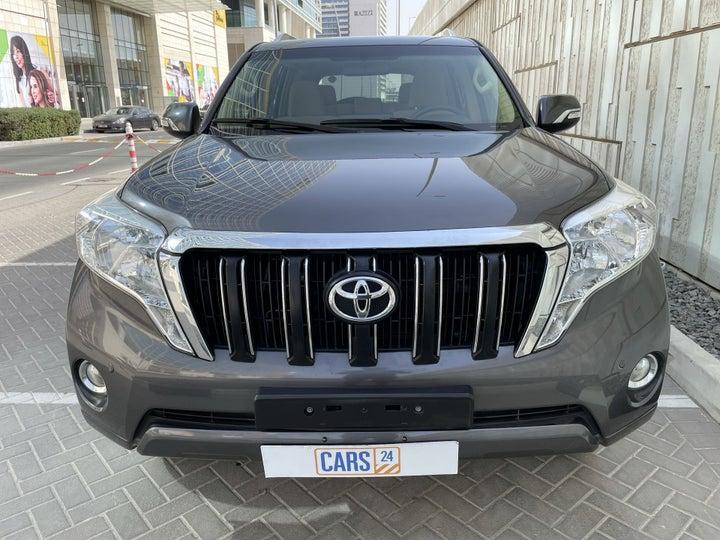 Toyota Land Cruiser Prado-FRONT VIEW