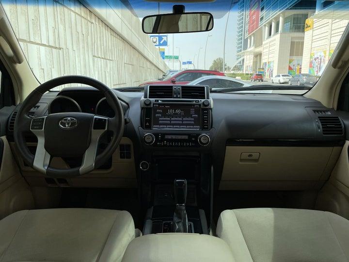Toyota Land Cruiser Prado-DASHBOARD VIEW