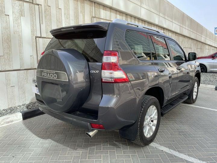 Toyota Land Cruiser Prado-RIGHT BACK DIAGONAL (45-DEGREE VIEW)
