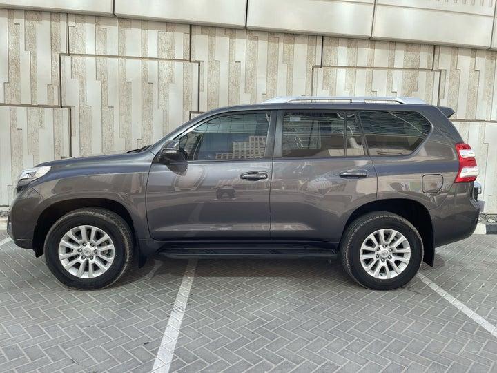 Toyota Land Cruiser Prado-LEFT SIDE VIEW