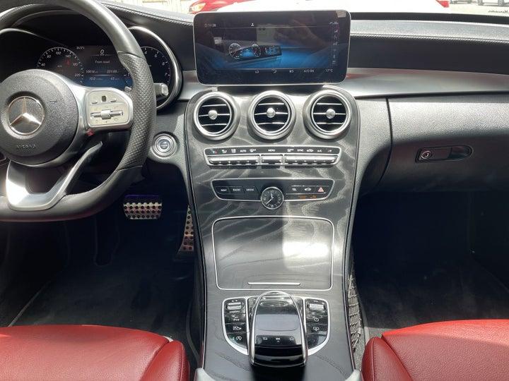 Mercedes Benz C-Class-CENTER CONSOLE