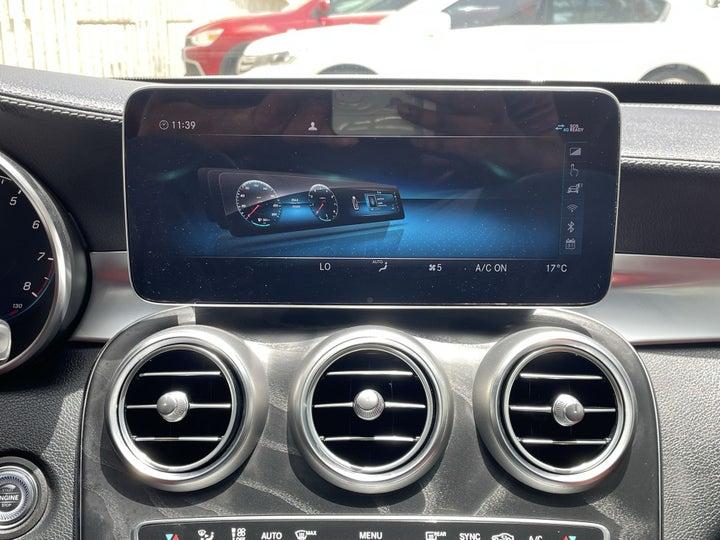 Mercedes Benz C-Class-INFOTAINMENT SYSTEM