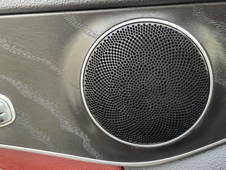 Mercedes Benz C-Class-SPEAKERS