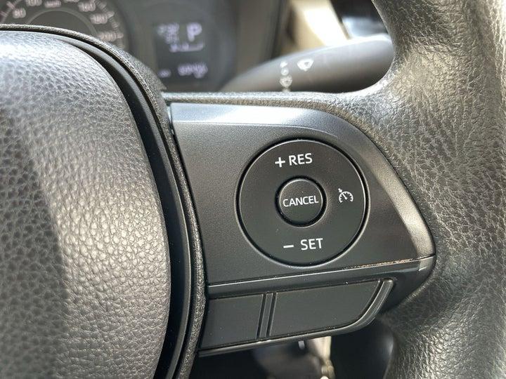 Toyota Corolla-CRUISE CONTROL