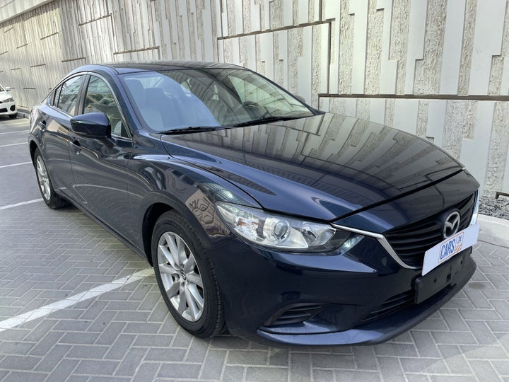 Mazda 6-RIGHT FRONT DIAGONAL (45-DEGREE) VIEW