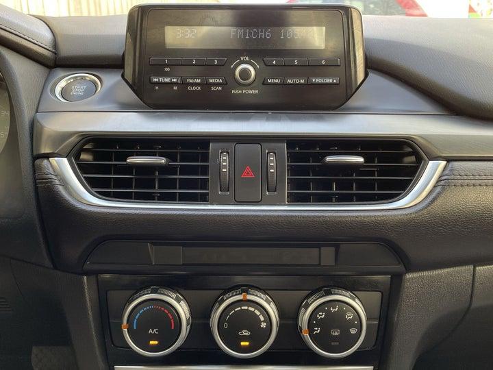 Mazda 6-CENTER CONSOLE