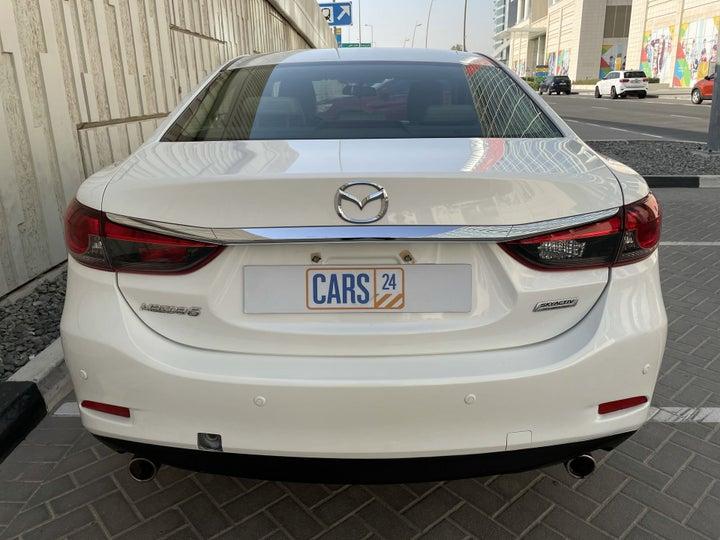 Mazda 6-BACK / REAR VIEW