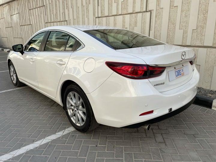 Mazda 6-LEFT BACK DIAGONAL (45-DEGREE) VIEW