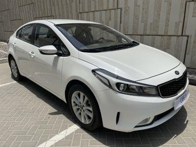 2017 Kia Cerato EX