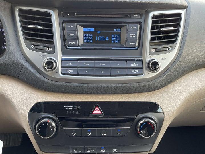 Hyundai Tucson-CENTER CONSOLE