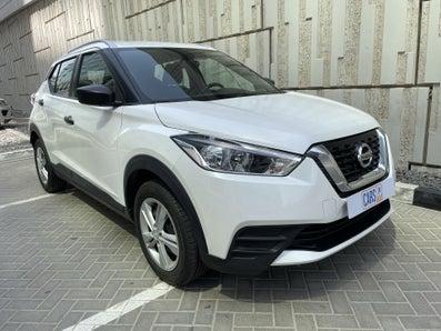 2018 Nissan Kicks S