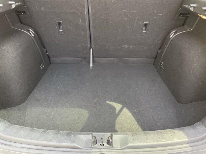 Nissan Kicks-BOOT INSIDE VIEW