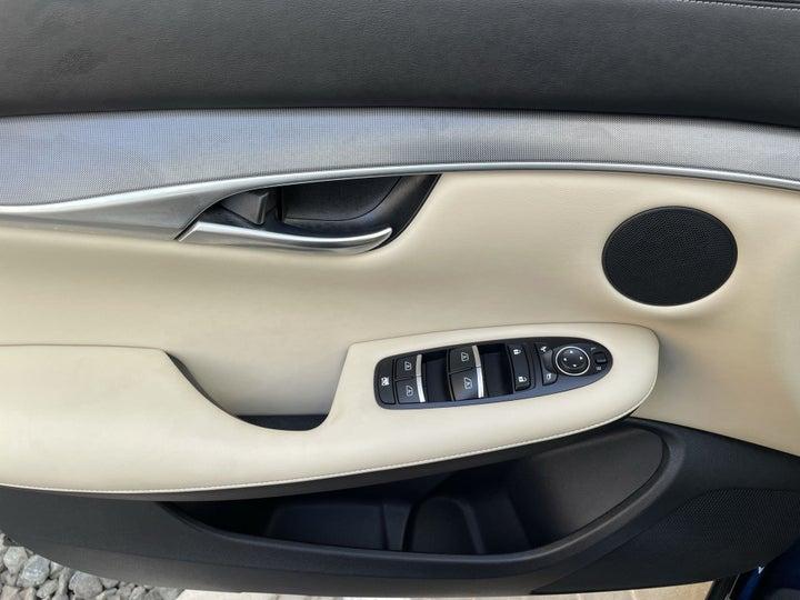 Infiniti QX50-DRIVER SIDE DOOR PANEL CONTROLS
