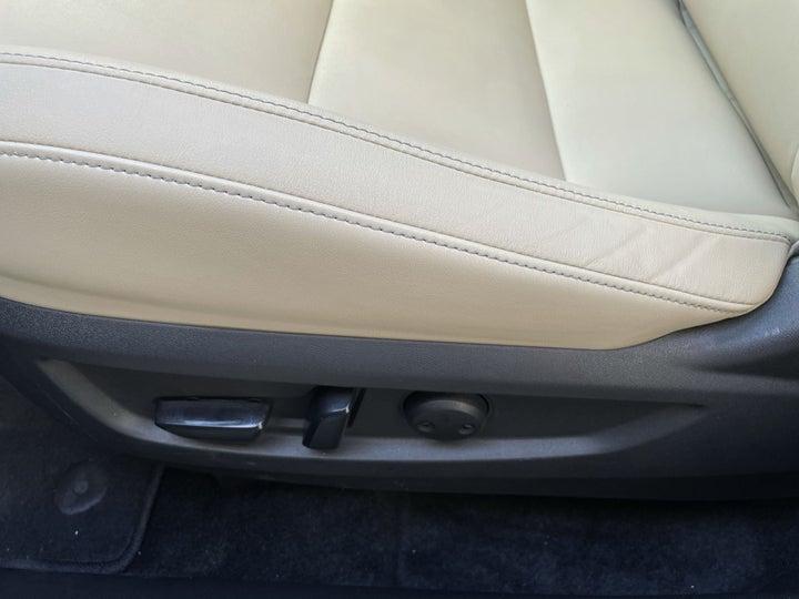 Infiniti QX50-DRIVER SIDE ADJUSTMENT PANEL