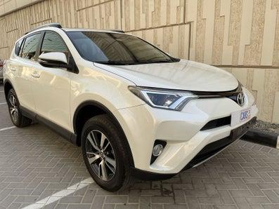 2017 Toyota Rav4 GXR