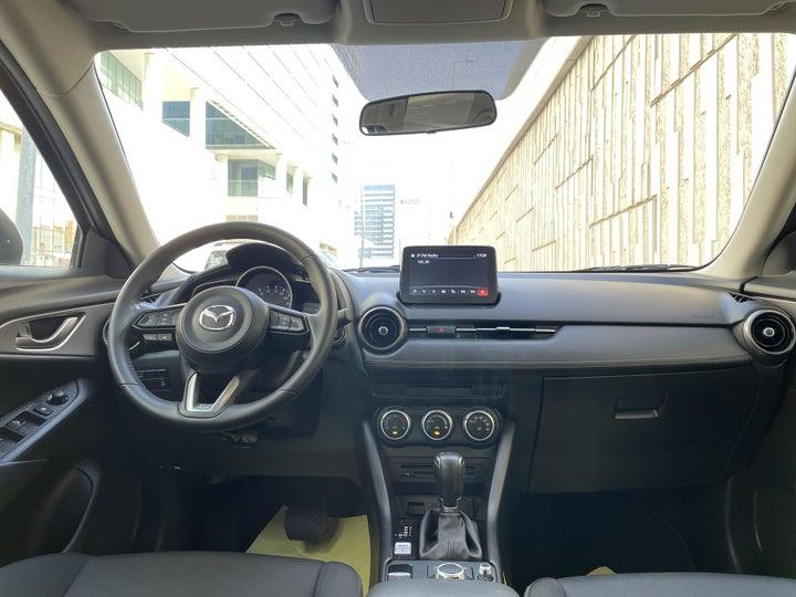 Mazda CX 3-DASHBOARD VIEW