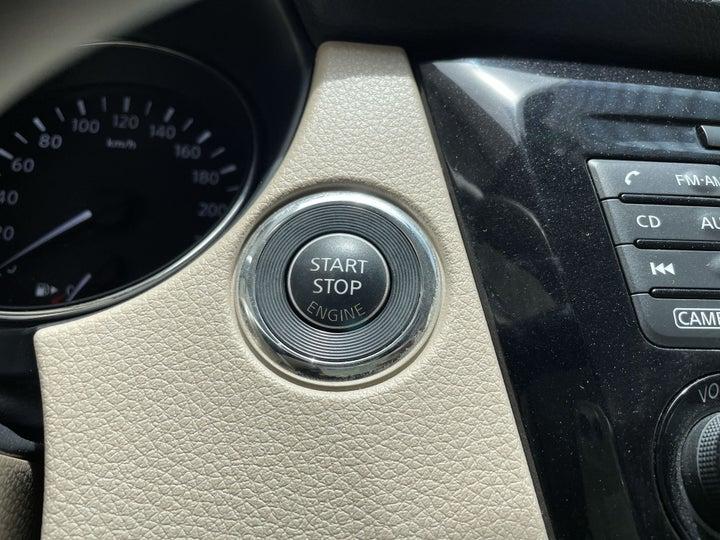 Nissan X-Trail-KEYLESS / BUTTON START