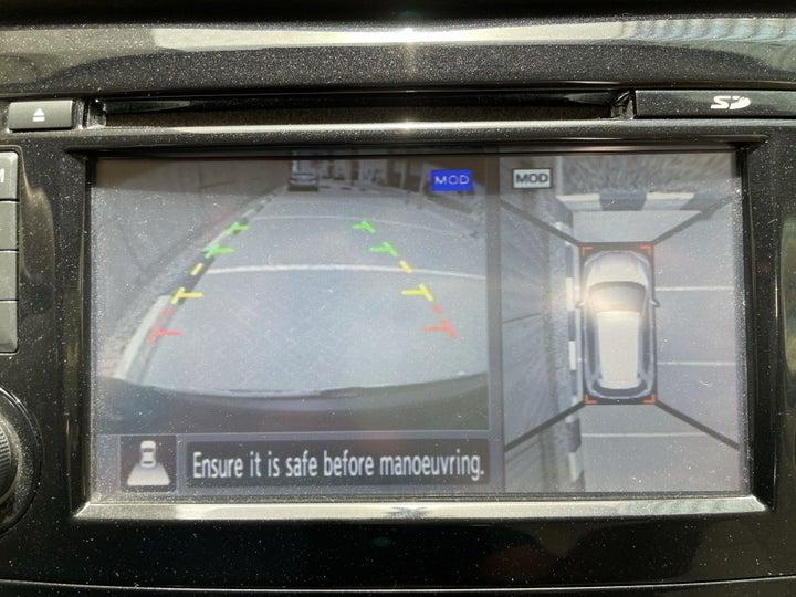 Nissan X-Trail-PARKING CAMERA