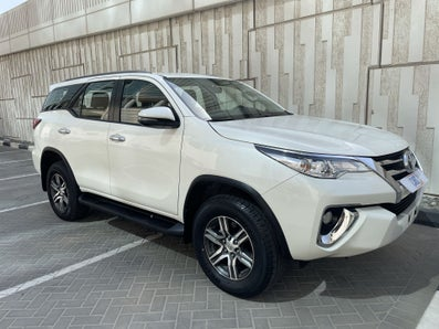 2018 Toyota Fortuner 2.7