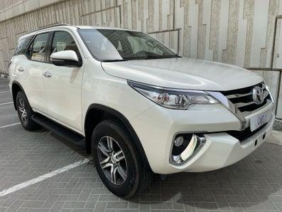 2018 Toyota Fortuner EXR