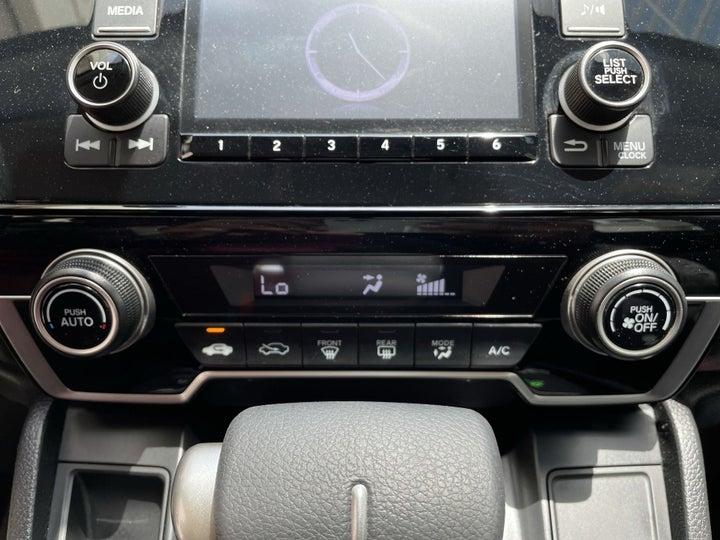 Honda CR-V-AUTOMATIC CLIMATE CONTROL