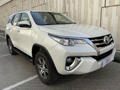 2018 Toyota Fortuner GXR