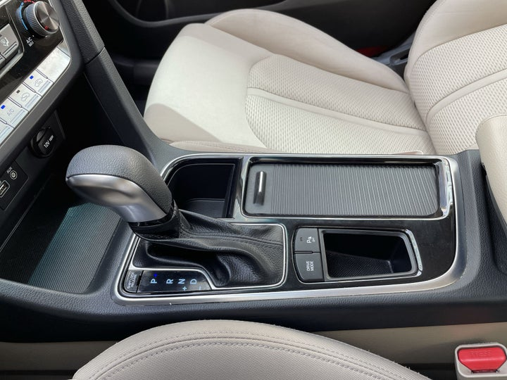 Hyundai Sonata-GEAR LEVER