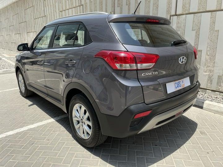 Hyundai Creta-LEFT BACK DIAGONAL (45-DEGREE) VIEW