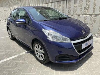 2016 Peugeot 208 Active 1.6 Base