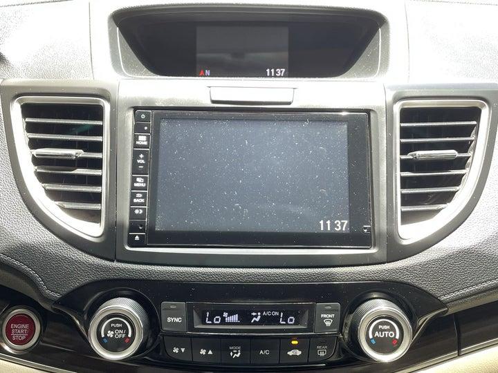 Honda CR-V-CENTER CONSOLE
