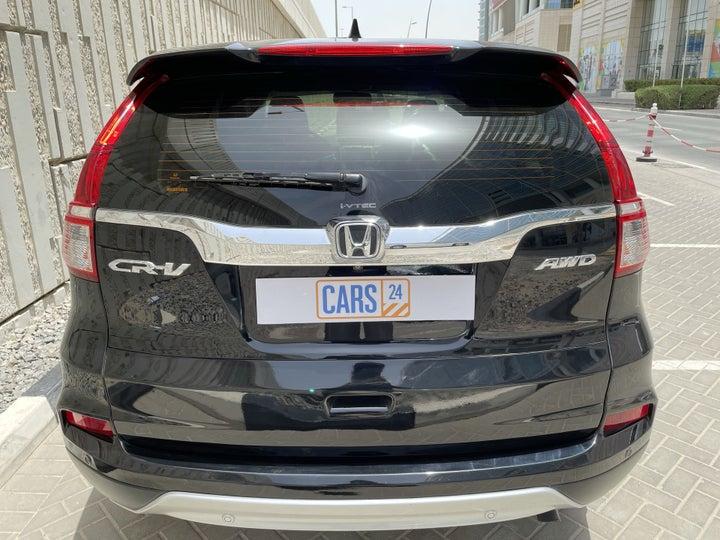 Honda CR-V-BACK / REAR VIEW